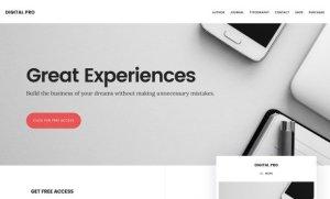 StudioPress Digital Pro Theme