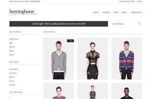 CSS Igniter Herringbone WordPress Theme