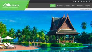 CSS Igniter Oikia WordPress Theme