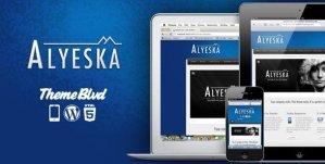 Alyeska – Responsive WordPress Theme
