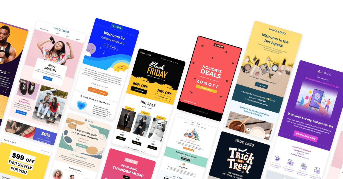 Download your free email marketing planning template today, and start forming a more strategic email marketing strategy, immediately: Free Html Email Templates And Editor