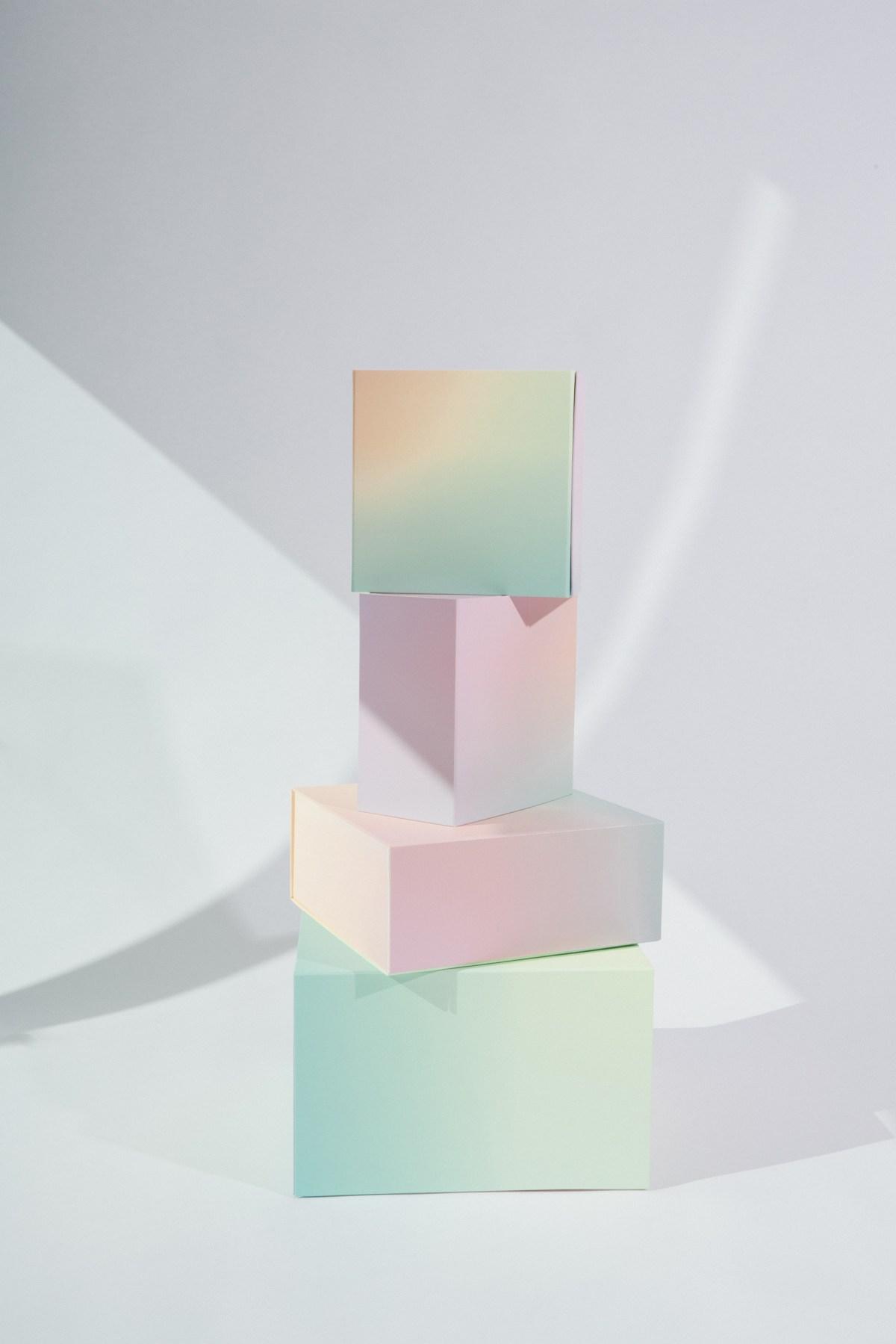Example of luxury packaging