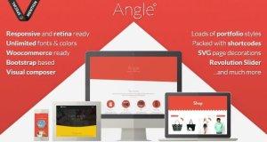 Angle – Flat Responsive Bootstrap MultiPurpose Theme