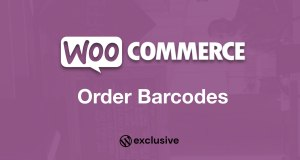 WooCommerce Order Barcodes