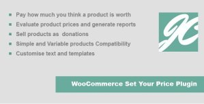 JC WooCommerce Set Your Price