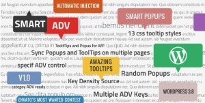 SmartADV – Tooltips, Banners and Popups for WP