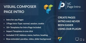 Visual Composer Page Intro