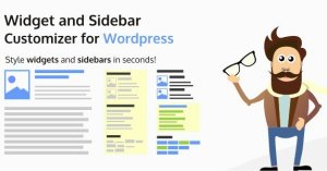 Widget and Sidebar Customizer for Wordpress