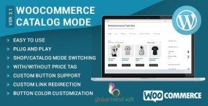 WooCommerce Catalog Mode