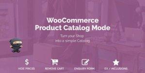 WooCommerce Product Catalog Mode