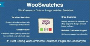 WooSwatches – Woocommerce Color or Image Variation Swatches