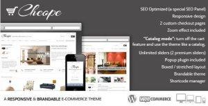Cheope Shop – Flexible e-Commerce Theme