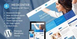 MediCenter - Responsive Medical WordPress Theme