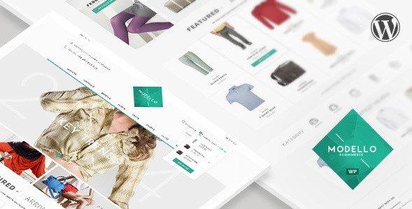 Modello - Responsive eCommerce WordPress Theme