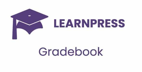 LearnPress Gradebook