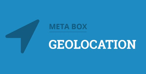 Meta Box Geolocation