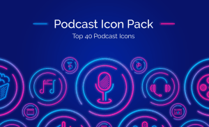 AGS: Podcast Icon Pack