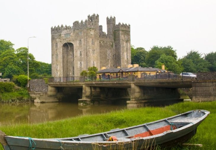 Bunratty Castle, Ireland