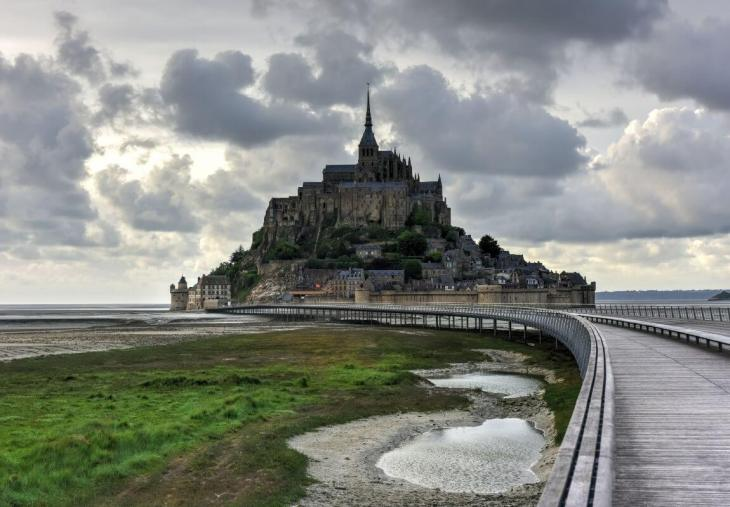Mont-Saint-Michel, France