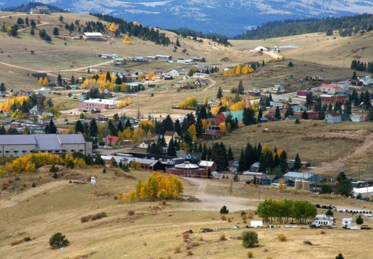 12. Experience the Old West at Cripple Creek