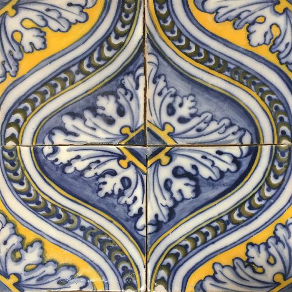 california art tiles alchemy materials