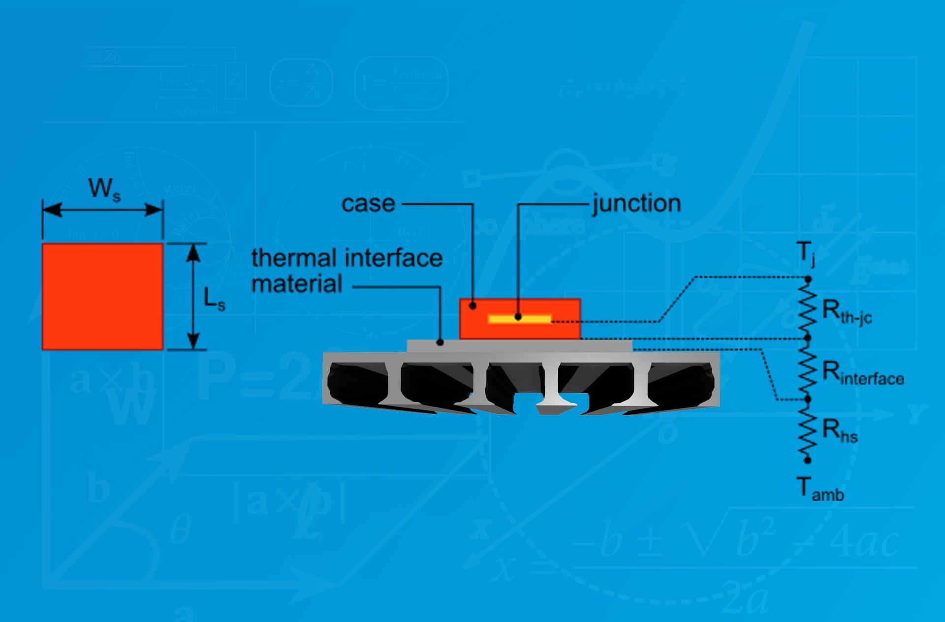 thermal resistance calculator
