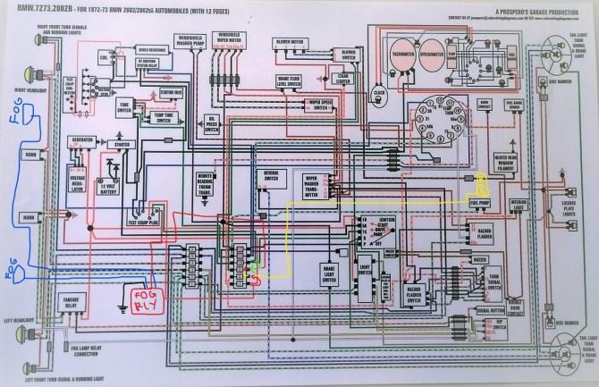 radio/fog light wiring  bmw 2002 and other '02  bmw 2002 faq