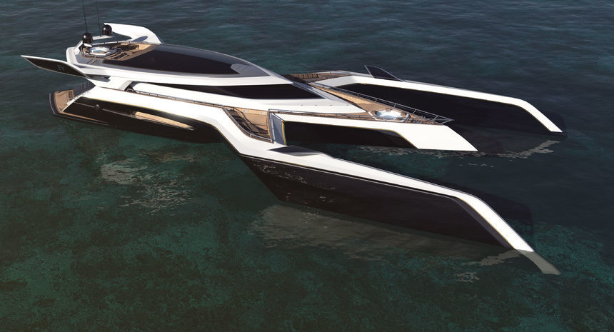 The Force Is Strong With These Top Ten STAR WARS Yachts