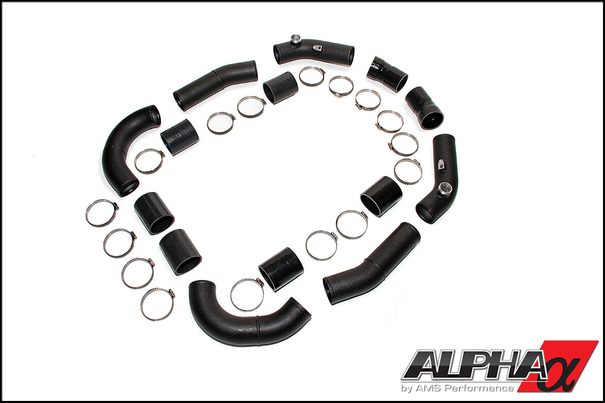 Alpha Performance R35 Gt R Induction Kit