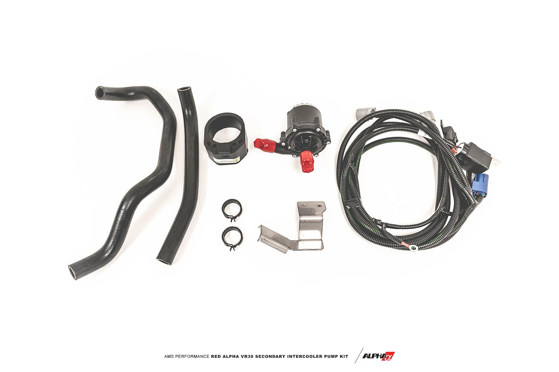 Q50 Q60 Red Alpha Vr30 Auxiliary Intercooler Pump Kit