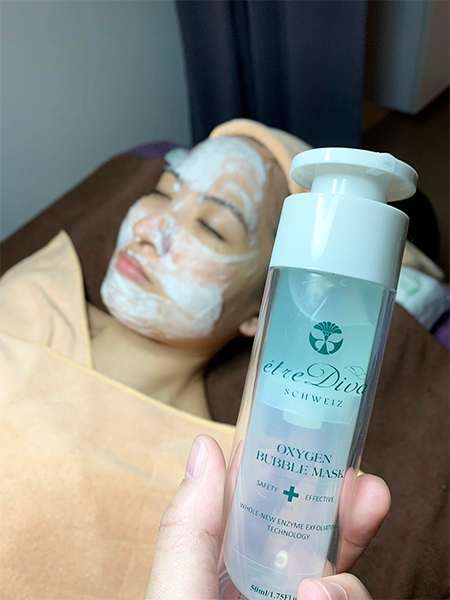 Best Extraction Facial Skin Paradise Bubble Mask