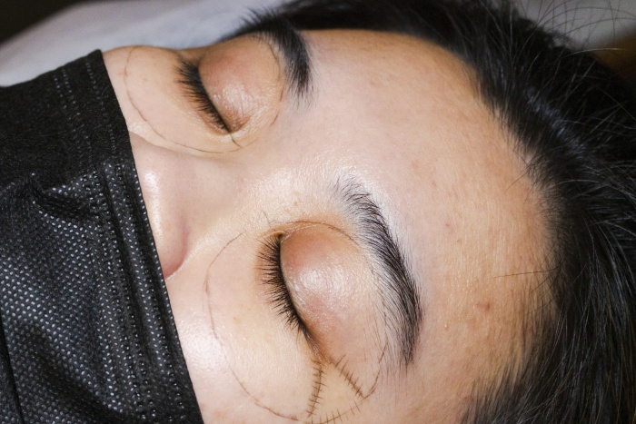 browhaus plasma lift review eye mapping complete step