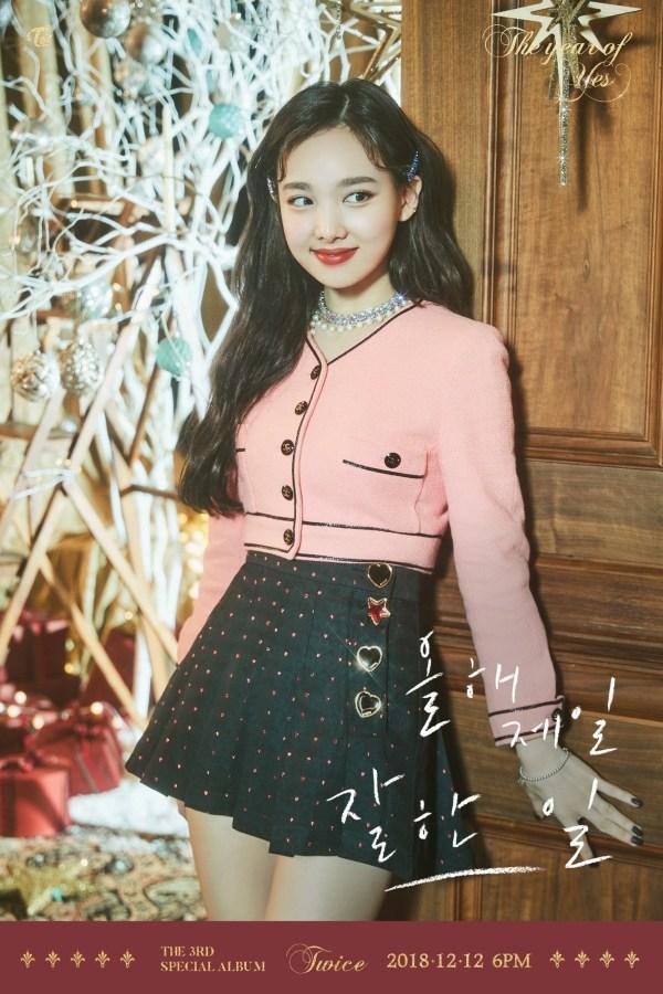 Thành viên Nayeon - Twice