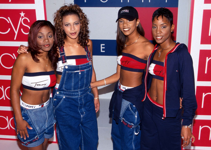 Top 10  90s Fashion Trends That Will Make You Cringe Now      Talk Shop     Thumbnail