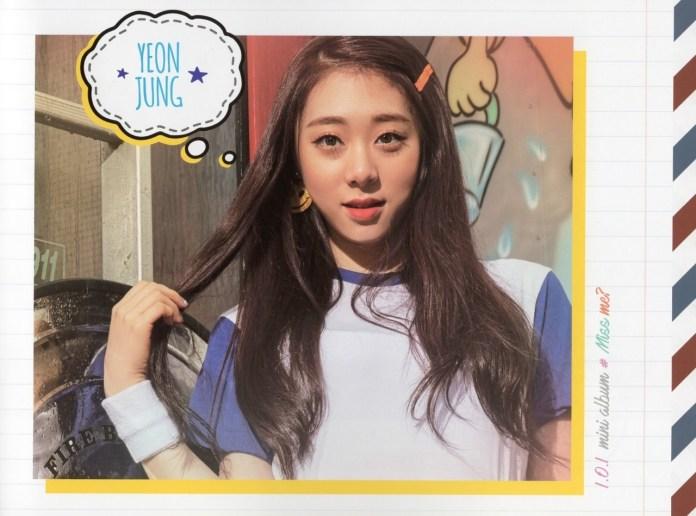 thành viên Yeonjung
