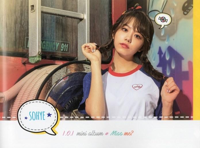 Thành viên Sohye :