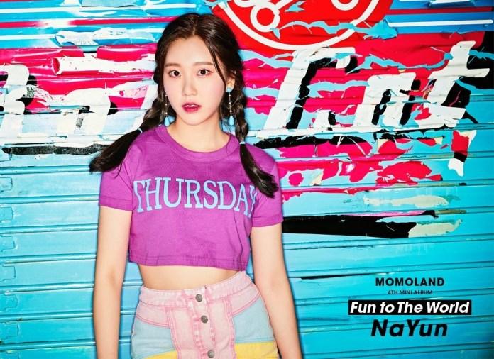 Nayun Momoland