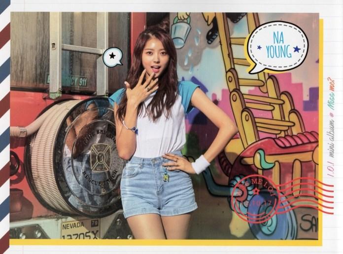 Thành viên Nayoung : IOI