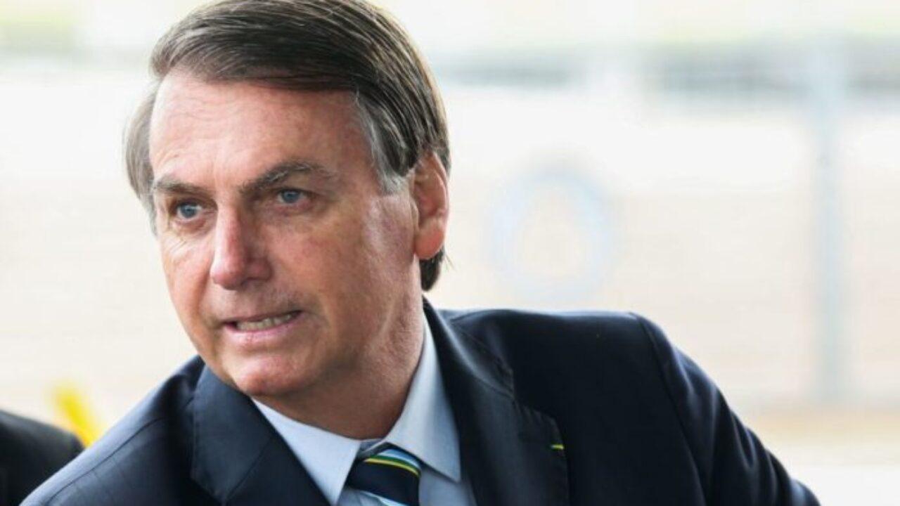 Presidente Jair Bolsonaro - afirma que vai entrar com processo contra ministros no Senado após prisão de Roberto Jefferson