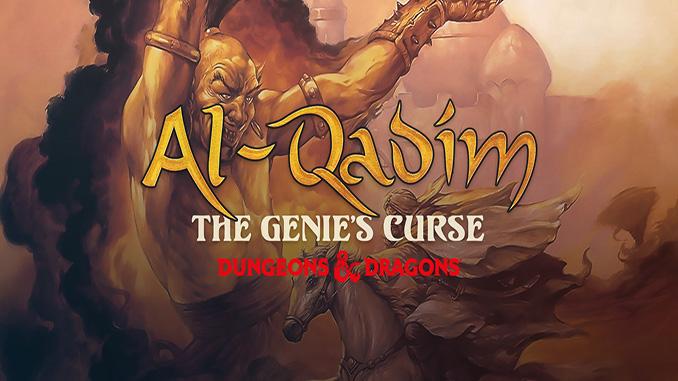 Al-Qadim The Genie's Curse