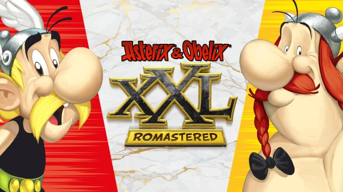 Asterix & Obelix XXL : Romastered