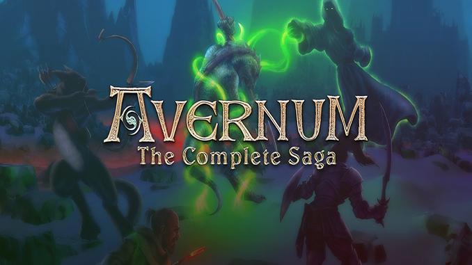 Avernum - The Complete Saga