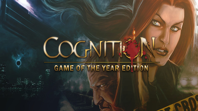 Cognition: Game of the Year Edition