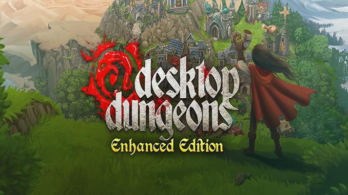 Desktop Dungeons Enhanced Edition