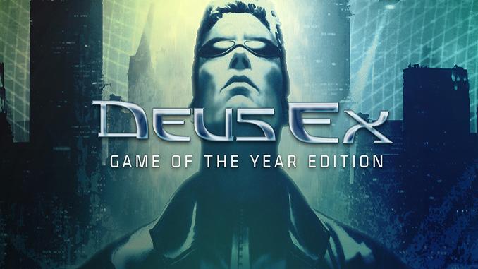 Deus Ex: GOTY Edition