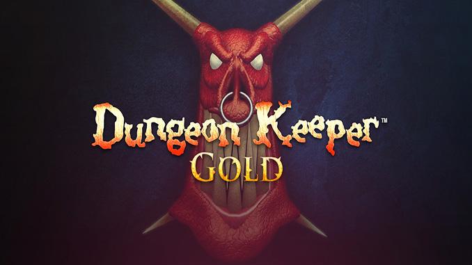 Dungeon Keeper Gold