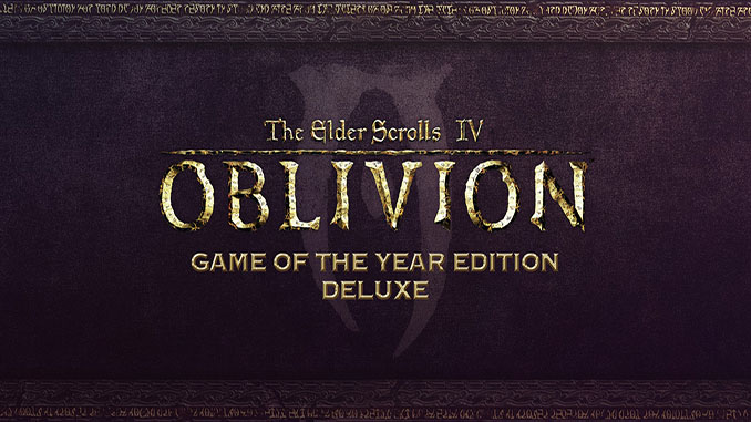 Elder Scrolls IV: Oblivion - Game of the Year Edition Deluxe