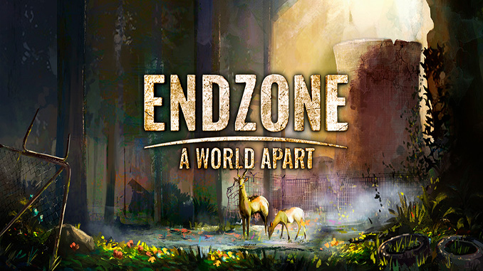 Endzone - A World Apart Save the World Edition