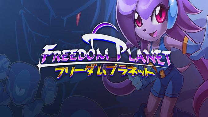 Freedom Planet