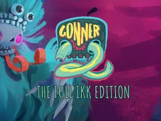GONNER2 The Full Ikk Edition